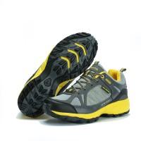Sepatu Running KETA 190 Grey Yellow /Jogging/Running/Outdoo