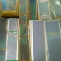 plastik opp kaca souvernir/ aksesoris/ plastik opp bening per 100 gram