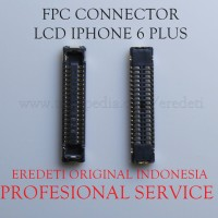 FPC CONNECTOR LCD IPHONE 6 PLUS J2019 18PIN KD-001235