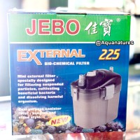JEBO 225 External Bio-Chemical Filter