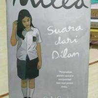 Buku Novel Milea Suara dari Dilan - Pidi Baiq