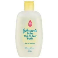 Johnson`s Baby Top-to-Toe Wash 200 mlSabun Shampoo Bayi