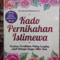 Buku Kado Pernikahan Istimewa