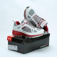 Sepatu Olahraga KETA 190 White Red - Sepatu Running & Outdoor Unisex