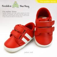 Prewalker - Sepatu Bayi   Freddie the Frog   Jaden Red