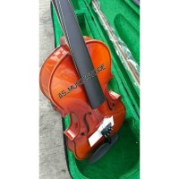 Biola Akustik Viena 4/4 ORIGINAL FULL SET HARDCASE, BOW, ROSIN