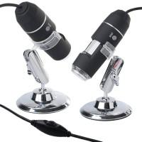 MIKROSKOP 1000 x DIgital 2MP 8LED USB Zoom / Microscope 1000x Digital