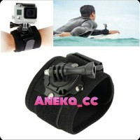 Gopro Accessories Wrist Hand Strap Band Mount For Action Camera