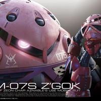 Bandai Gundam RG Z'Gok