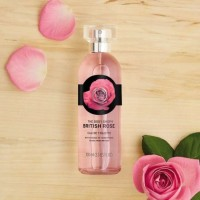 THE BODY SHOP ORIGINAL BRITISH ROSE EAU DE TOILETTE 100ML