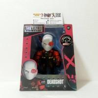 Deadshot jada diecast metal suicide squad