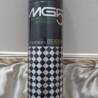 MG5 Shaving Cream Aerosol by Shiseido