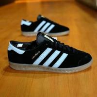 Adidas Originals Hamburg Argy City Series Core Black/Blush Blue/Gum