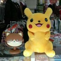 Boneka Pokemon Pikachu Besar