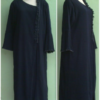 Jubah Gamis Muslimah BIG Baju Second Branded Import