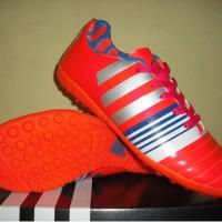 Sepatu Futsal Adidas NITROCHARGE 3.0 Orange Turf