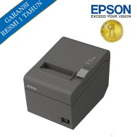 Epson Printer Kasir TM-T82 Ethernet - Hitam [FS]