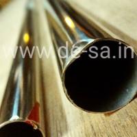 """Huben Pipa Bulat Bahan + Finish Stainless Steel 3/4"""" (1 Meter)"""
