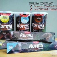 Kurma Coklat Zero Degree Toples