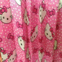 Gorden hello kitty - Uk.210 x185 - Ordeng hello kitty - Ordeng jendel