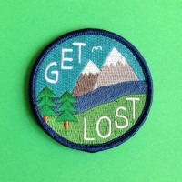 Patch Iron Patch Patches Get Lost