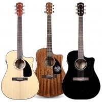 Fender CD60CE Acoustic Electric Guitar FREE Original Hardcase