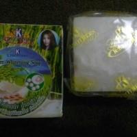 SABUN BERAS SUSU MUTIARA 3IN1 ( SOAP RICE PEARL) /sabun beras