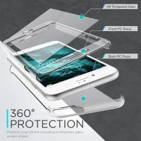 X-DORIA Defense 360 Glass Case - iPhone 7 Plus (Clear)