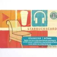 "Starbucks Card US Old Logo ""iTunes"""
