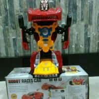 MAINAN MOBIL JADI ROBOT