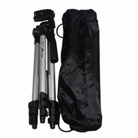 Tripod Weifeng Portable Stand 4-Section Aluminum Legs with Brace - WT-