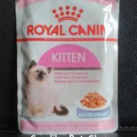 Royal Canin Instinctive Kitten Jelly Wet Food 85 Gram