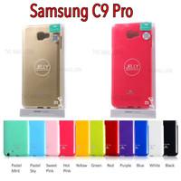 Samsung C9 Pro Original Mercury Goospery Jelly Glitter Case C 9 Pro