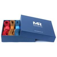 Paket Tali Sepatu Gepeng 6-7mm Isi 6 Pasang, 150cm (Ultimate Box)