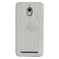 9Skin - Premium Skin untuk Case Blackberry Aurora - 3M White Wood