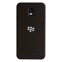 9Skin - Premium Skin untuk Case Blackberry Aurora - 3M Black Carbon