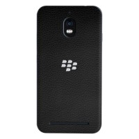 9Skin - Premium Skin untuk Case Blackberry Aurora - 3M Black Leather