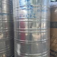 Toren Tangki Air Stainless Steel Excel 1500L GS 2700 Kaki