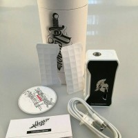 Rokok Elektronik Vapor Dagger Mod 80w White Authentic