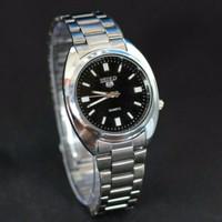 jam tangan seiko pria or wanita / jtr 596 hitam