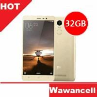 Xiaomi Redmi Note 3 Pro - Gold - 32GB - Ram 3GB - 16 MP