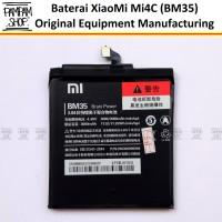 Baterai Handphone XiaoMi Mi4C Mi 4C BM35 Original OEM | Xiao Mi BM 35
