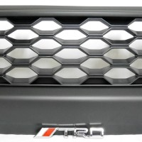 FRONT GRILL TOYOTA FORTUNER ALL NEW SPORT + EMBLEM TRD (SN)