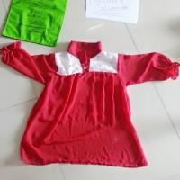 preloved dress anak brukat renda atasan import bintang collection
