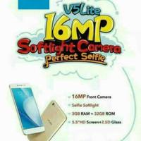 handphone Vivo v5 lite 3/32 original garansi resmi 1 tahun