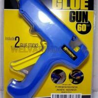 Glue gun 60watt,alat tembak lem krisbow