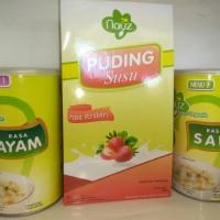 Bubur Bayi Rasa Ayam+Sapi+Puding Susu (Nayz Organik)