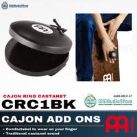 Meinl Cajon Ring Castanet Wood CRC1BK original meinl percussion Kahon