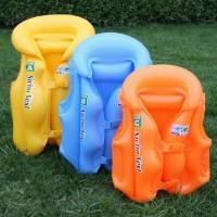 Swim Vest Jaket / Rompi / Pelampung Renang Anak ABC Pool School Step C