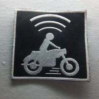 Bordir Logo Go-Jek
